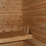 Sauna Photo Gallery.