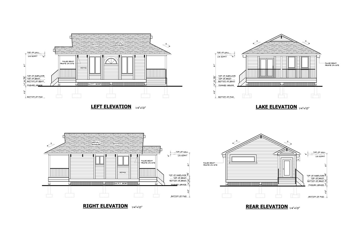 23 harmonious cottage floor plans ontario home plans for Garage plans ontario