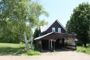 Lakeside residential home for sale. Car port.