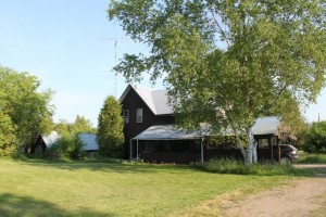 Lakeside residential home for sale. North side.
