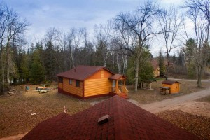 For sale in Eastern Ontario, Canada - new cottage resort and campground with 2 000 feet of prime waterfront on Golden Lake. Profitable business, new assets, owners financing is available.